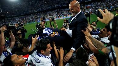 El Madrid es proclama campió sense sobresalts