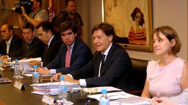 El CSD suspèn Villar per un any