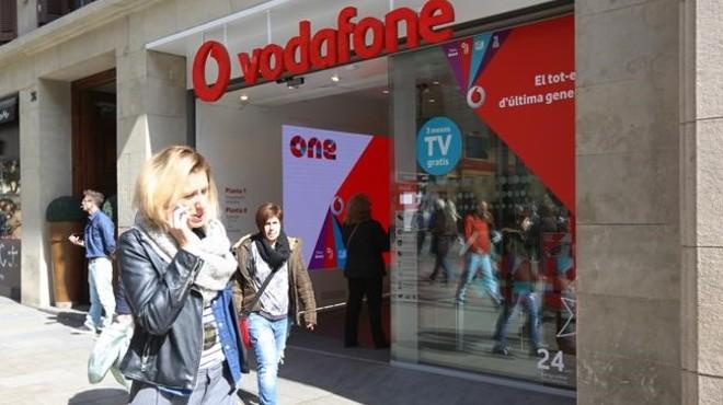 Vodafone culmina la subida generalizada de las tarifas móviles