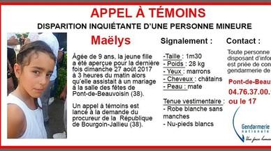 Un detingut per la desaparició d'un nena en un casament a França