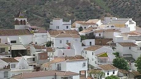 El poble malagueny de Moclinejo.