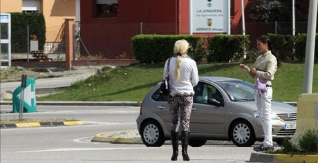 prostitutas de carretera girona prostitutas en olot