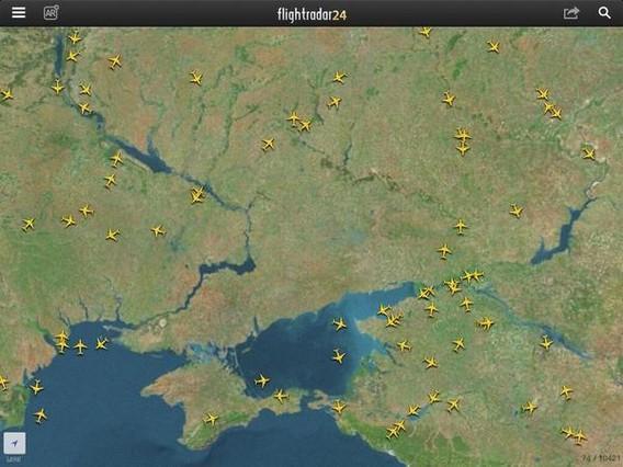 # RUMOR DE GUERRA: Seguimiento vuelo MH17 1405615701353