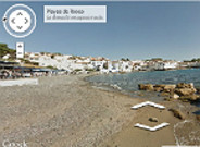 40 rincones de la costa catalana se podr�n ver a trav�s de Google Maps.