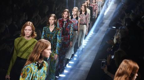 Desfile de Louis Vuitton en Par�s.