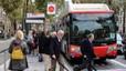 Colau deixa la Diagonal sense xarxa ortogonal a l'espera del tramvia