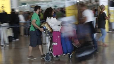 El nombre de passatgers de l'aeroport de Barcelona creix un 11% a l'octubre