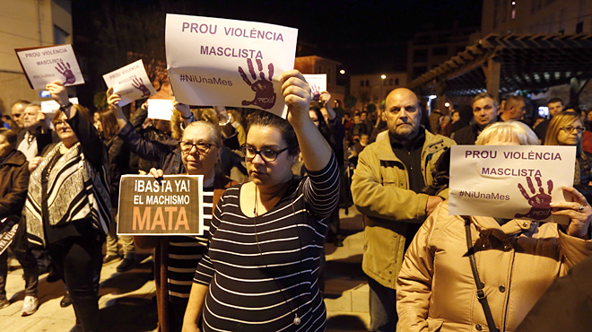 Violencia de género en Santa Perpètua de Mogoda.