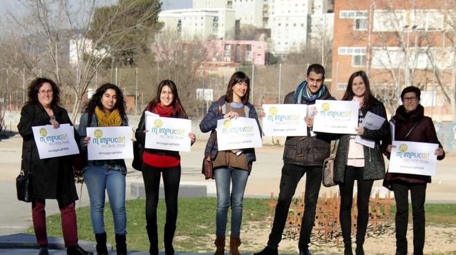 Santa Coloma contrata cinco estudiantes para que 'cacen' propuestas para mejorar la ciudad