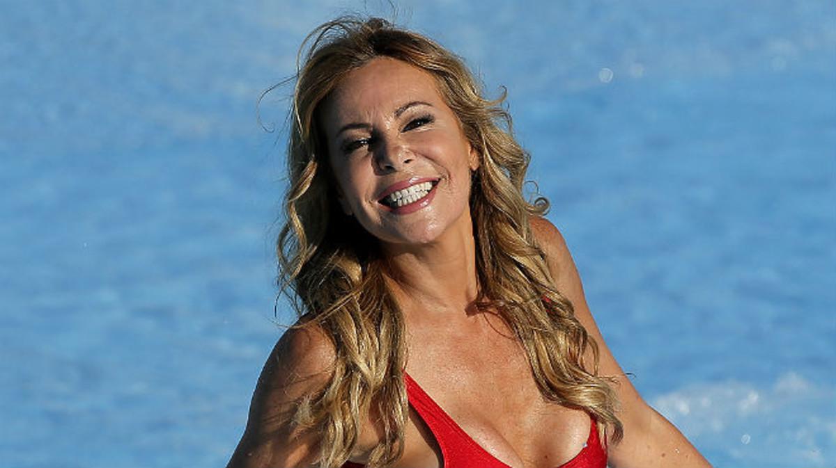 Ana Obregón, noia de portada als 62