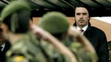 """Aznar agradece a las Fuerzas Armadas su """"servicio a España"""" en la recuperación de Perejil"""