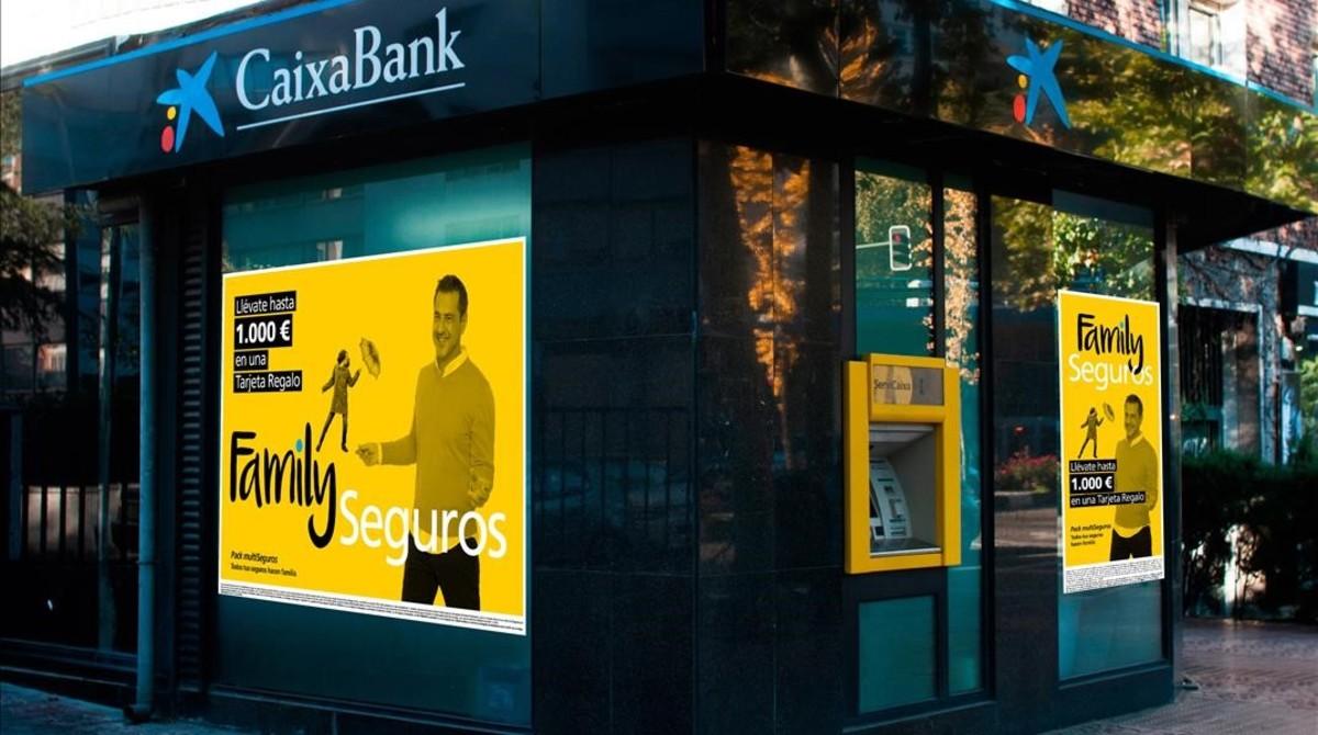 Caixabank abrir oficinas por la tarde y contratar a 450 for Oficinas bancarias abiertas por la tarde