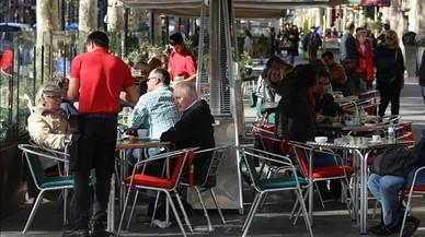 El salario medio cae en por primera vez en 10 años, según CCOO