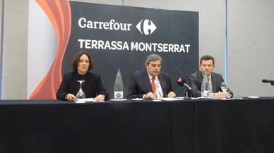 Carrefour recupera el seu hipermercat a Terrassa