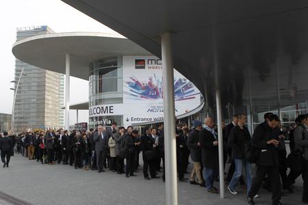 El Mobile World Congress inicia con �xito su edici�n m�s ambiciosa