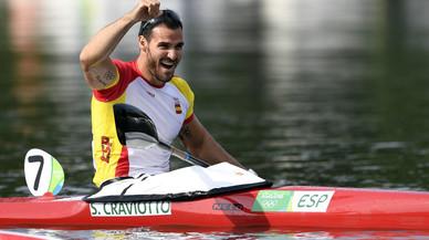 Saúl Craviotto aconsegueix la seva segona medalla a Rio 2016