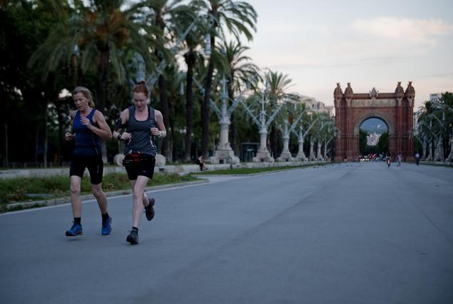 Correr y más