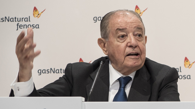 Fallece Salvador Gabarró, expresidente de Gas Natural Fenosa