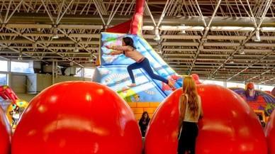 La fira de nadal de Cornellà dedica un espai especial al circ