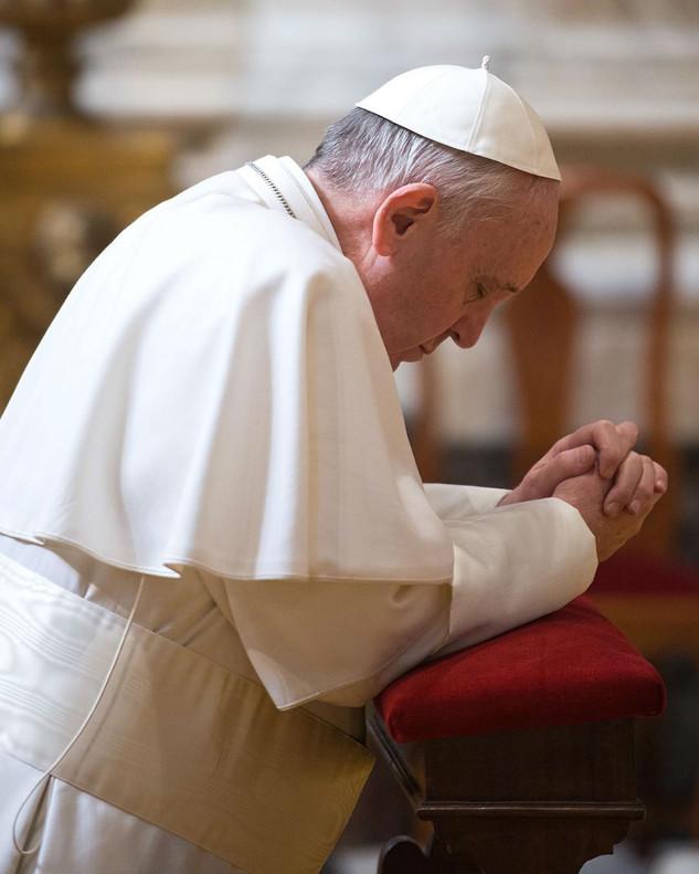El Papa Francisco estrena cuenta en Instagram con el nombre de @franciscus