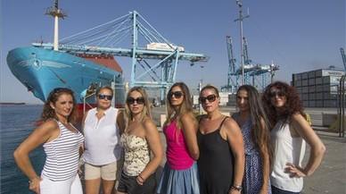 IU porta al Congrés la lluita de les dones d'Algesires per ser estibadores