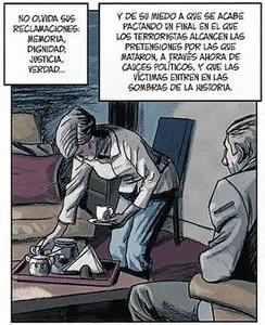 Un cómic rescata a las víctimas de ETA del olvido