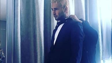 Hopper Penn en una de sus fotografías de Instagram.