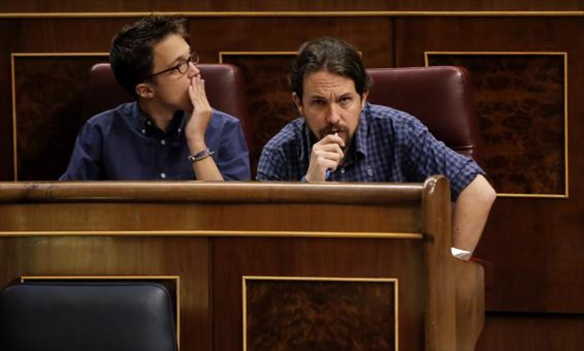 Iglesias y Errejón endurecen el pulso sobre el futuro de Podemos