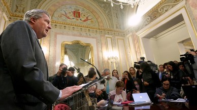 """Rajoy usará a los Mossos para """"restaurar la ley"""" si se amenaza el orden público"""