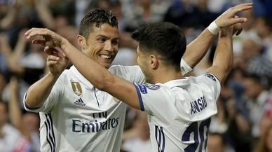 Ronaldo segella el pas del Madrid a semifinals (4-2)