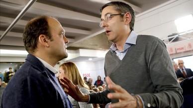 Madina i Díez abandonen la ponència del PSOE al no compartir el projecte de Sánchez
