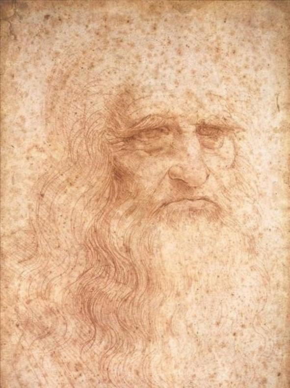 """Christian Galvez: """"La cara de Leonardo da Vinci no es la que creemos"""""""