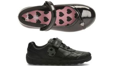'Muñequita' y 'Líder', los zapatos sexistas de Clarks