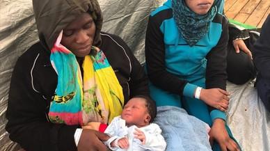 La historia de Mary, la bebé refugiada rechazada por su madre