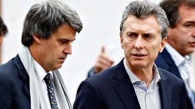 Macri fa fora un ministre clau i prepara més canvis a l'Argentina