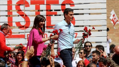 Núria Parlón entra en la ejecutiva del PSOE