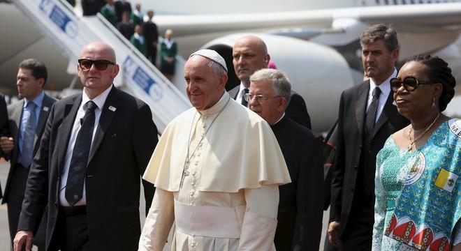 El Papa Francesc demana pau entre cristians i musulmans des d'una República Centreafricana en guerra