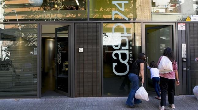 Los pisos tur sticos podr n redistribuirse sin aumentar en - Pisos turisticos barcelona ...