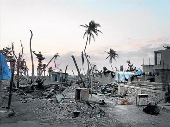 Haití se desangra