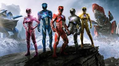'Power Rangers': del vestit de licra al d'Iron Man