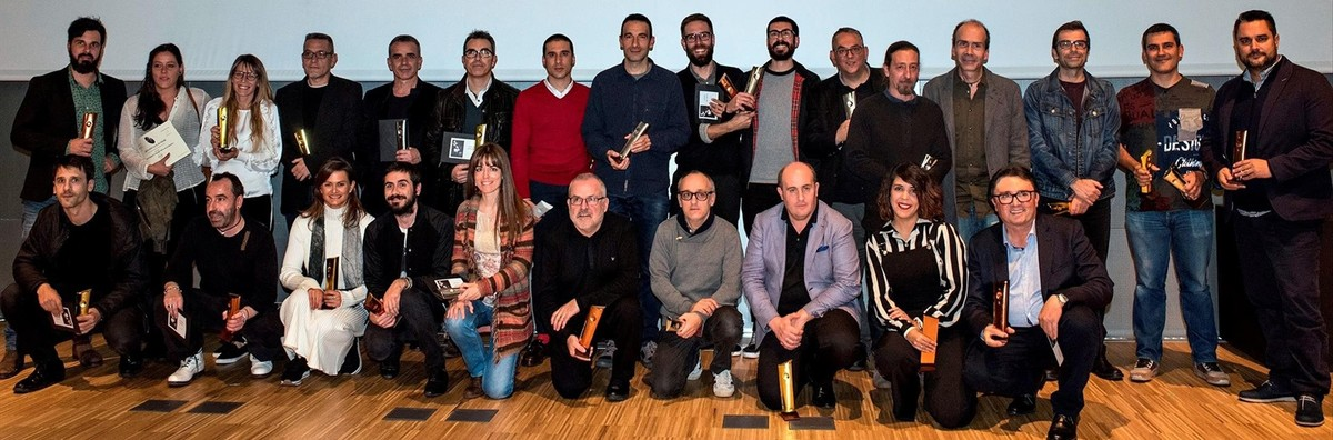 El Museu del Disseny acoge la entrega de los Premios Lux de fotografía