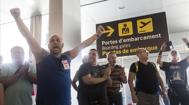 "El comité de Eulen anuncia otra huelga ""en breve"" para después del laudo"