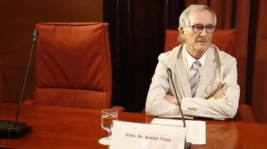 """Xavier Trias reclama que el Congrés """"expulsi"""" Fernández Díaz per impulsar l'operació Catalunya"""