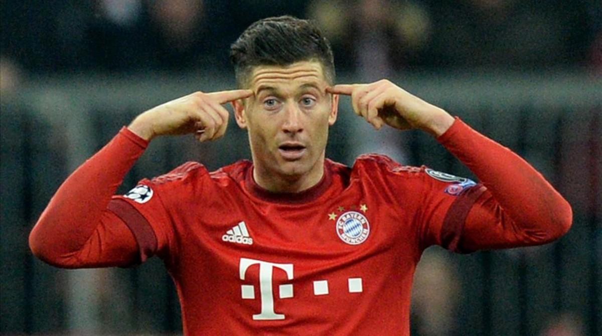 Lewandowski renovar� hasta el 2021 con el Bayern