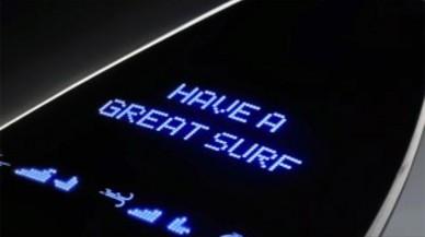 Samsung crea una tabla de surf inteligente