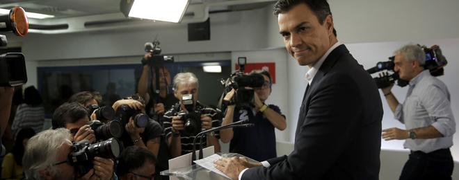 S�nchez anuncia su salida del PSOE si su plan no sale adelante