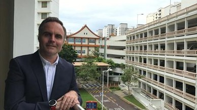"Antonio Codinach: ""A Singapur, els pares volen fills fora de sèrie"""