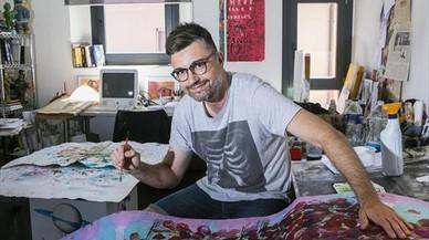 Marc Vicens: «Trobar el teu propi traç és com una gimnàstica»