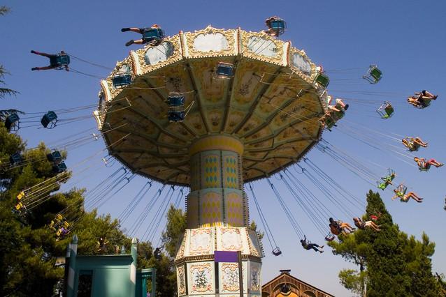 Consigue un 2 x 1 para el parque del Tibidabo