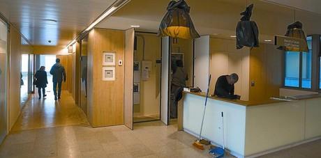 Abre un superambulatorio en los antiguos cuarteles